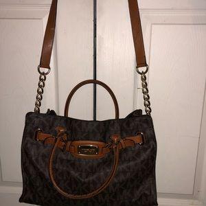 Authentic like new Michael Kors purse